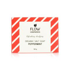 Flow Cosmetics - 喜馬拉雅山岩鹽沐浴皂(清涼.薄荷)
