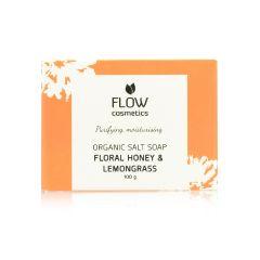 Flow Cosmetics - 喜馬拉雅山岩鹽沐浴皂(香茅與蜂蜜)