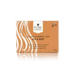 Flow Cosmetics - 啤酒雞蛋滋潤健髮洗髮皂