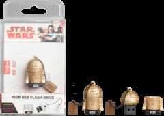 STAR WARS VIII USB FLASH DRIVE - 16GB STAR_WARS_VIII_USB_FLASH_DRIVE_-_16GB