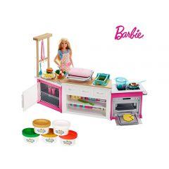 美泰遊戲 - 芭比終極廚房