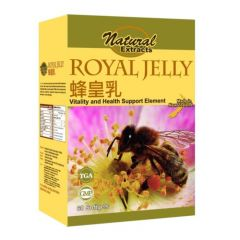 Natural Extract - Royal Jelly 60's FS00160