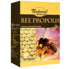 Natural Extract - Bee Propolis 100's FS00161