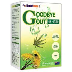 HealthMate - Goodbye Gout 60's FS00171