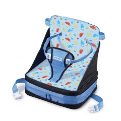 The First Years - On-The-Go Booster Seat - Safari FY-7392