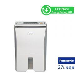 Panasonic 樂聲牌 ECONAVI 智慧節能抗敏抽濕機 (27公升) FYCK27H FYCK27H