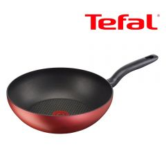 Tefal - 28厘米易潔炒鍋 (電磁爐適用) G10519 [法國製造] G10519