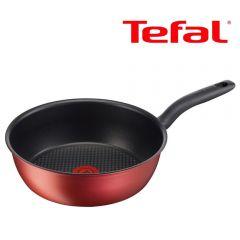 Tefal - 22厘米易潔深煎鍋 (電磁爐適用) G10583 [法國製造] G10583