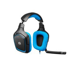 Logitech G430 Surround Sound Gaming Headset (981-000538)