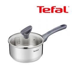 Tefal - 18厘米不銹鋼單柄煲連蓋 (電磁爐適用) G71223 G71223