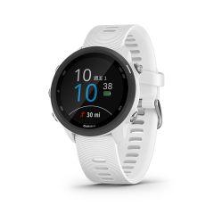 Garmin - Forerunner 245 Music 進階跑步訓練GPS智能手錶 (繁中/英文) (白色) GM_FORERUN245MTW_WH