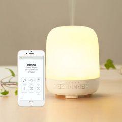 Emoi Smart Aroma Diffuser Lamp Speaker(Two Colours) H0027