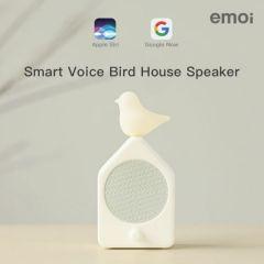 Emoi Smart Voice Bird House Speaker H0055-WHITE