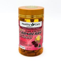 Healthy Care - 強效蔓越莓---90粒 HA900011008