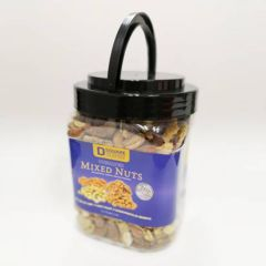 D SQUARE - Unsalted Mixed Nuts HQFCL_01
