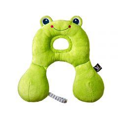 Benbat - 旅遊朋友頸枕 (0-12個月) - 青蛙