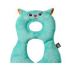 Benbat - 旅遊朋友頸枕 (1-4歲) - 貓