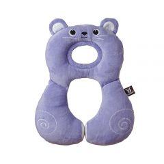 Benbat - 旅遊朋友頸枕 (1-4歲) - 老鼠