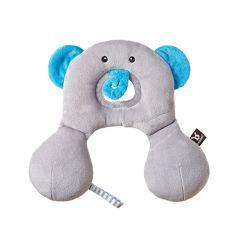 Benbat - 旅遊朋友頸枕 (0-12個月) - 大象