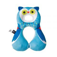 BenBat - Bug & Forest Headrest (1-4 yrs) - Owl HR308A
