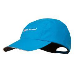 Montane 英國Gore-Tex 防水透氣帽 Spine Cap Blue Spark