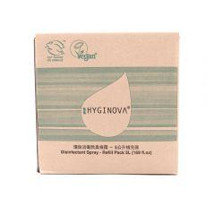 HYGINOVA - 5L Eco Friendly Disinfectant Refill box HYGINOVA-5L_box
