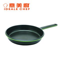 意美廚 - CLOVER 24CM鋼化鑄鋁易潔單柄煎鍋 (IC15524F) IC15524F