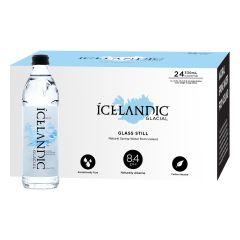 Icelandic Glacial - 330ml Glass Still IG330Still_24