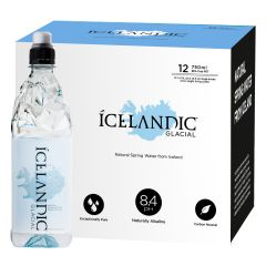 Icelandic Glacial - 750ml PET Sports Cap IG750PSC_12