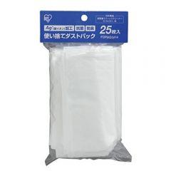 IRIS OHYAMA - IC-SLDC1 吸塵機專用塵袋 (25個) IRIS_FDPAG1414