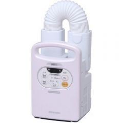 IRIS OHYAMA - FK-C2 第二代多功能除蟎暖被乾燥機 - 粉紅色 IRIS_FKC2_PK