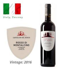 Castiglion del Bosco - Rosso di Montalcino DOC 2016 ITCB03-16