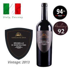 Castiglion del Bosco - Brunello di Montalcino DOCG 2013 (JS 94) ITCB04-13