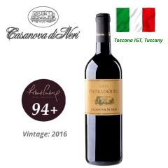 Casanova Di Neri - Rosso Pietradonice IGT 2016 (RP 94+) ITCN08-16