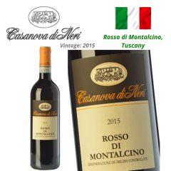 Casanova Di Neri - Rosso di Montalcino DOC 2015 ITCN09-15