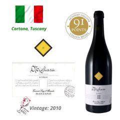 Tenimenti Luigi D'Alessandro - Migliara DOC 2010 (AG 91) ITDA07-10