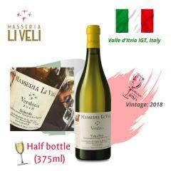 Masseria Li Veli - Askos Verdeca IGT 2018 (375ml) ITML05-18H
