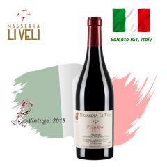 Masseria Li Veli - Askos Primitivo IGT 2015 ITML07-15