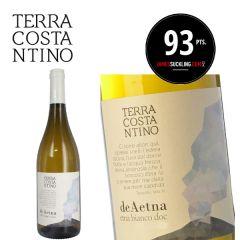 "Terra Costantino - ""deAetna"" Etna Bianco DOC 2016 (JS 93) ITTC01-16"