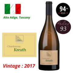 "Cantina Terlano - Chardonnay ""Kreuth"" DOC 2017 (RP 93) 意大利白酒 ITTN06-17"