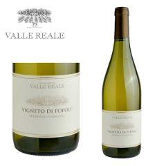 """Valle Reale - Trebbiano d'Abruzzo """"Vigna di Popli"""" 2015 ITVR05-15"""