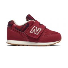New Balance Infant Girls 996 Red 童裝鞋
