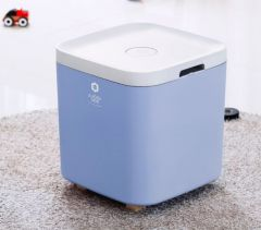 JJOBI BOX - UV LED 殺菌消毒玩具收納箱 [藍色] 韓國製造 JJOBIBOX_BLUE