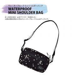 W.P.C. Japan KIU Waterproof Mini Shoulder Bag K68minibag_main