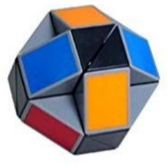 Kade8829 Rubik's - Twist New Clamshell