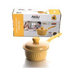 Kitchen Arisu - Aurora Pot Series - 18CM 平底鑊 (IH) KAIHSP18CM
