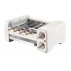 Cuisintec Mini Rotisserie Grill (White) -KG-8084-WH KG-8084-WH