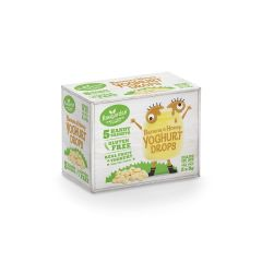 Kiwigarden Banana & Honey Yoghurt Drops KG0113X