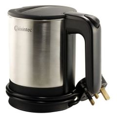 Cuisintec Mini Travel Kettle 500 (Silver) -KK-8585 (HK Version) KK-8585
