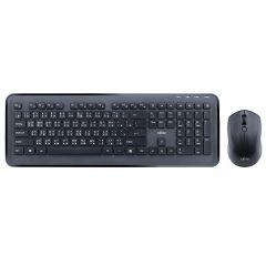 富士通 - KX300Plus 無線滑鼠鍵盤套裝 - 附倉頡碼